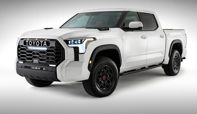 2022 Toyota Tundra revealed in first official image, no closer to Australia