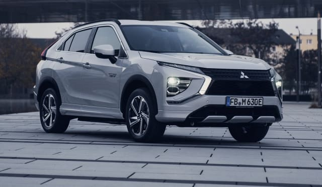 2021 Mitsubishi Eclipse Cross plug-in hybrid unveiled