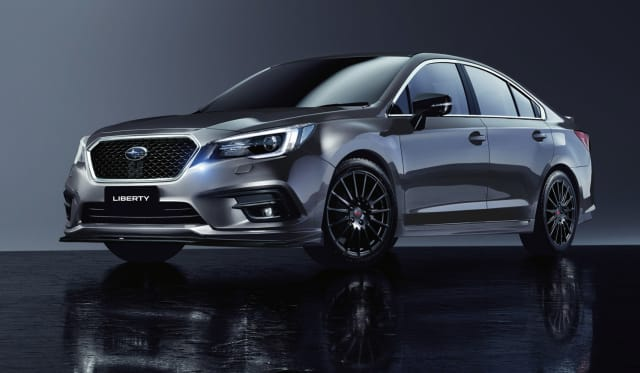 2020 Subaru Liberty Final Edition announced as a swan-song special