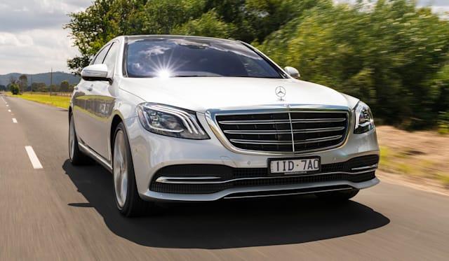 2018 Mercedes-Benz S-Class recalled