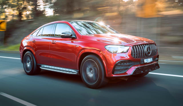 Video: 2021 Mercedes-AMG GLE53 Coupe review