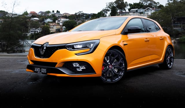 2018 Renault Megane RS280 Cup manual review
