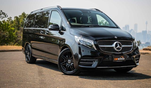 2019 Mercedes-Benz V250d Avantgarde review