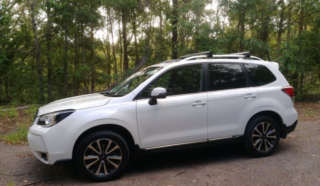 2016 Subaru Forester 2.0XT Review