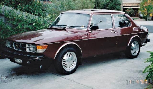 1978 Saab 99 EMS review