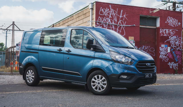 Ford Transit Custom: You don't mess with imperfection