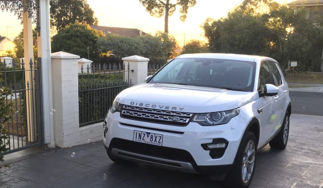 2018 Land Rover Discovery Sport TD4 (110kW) HSE 5-Seat review