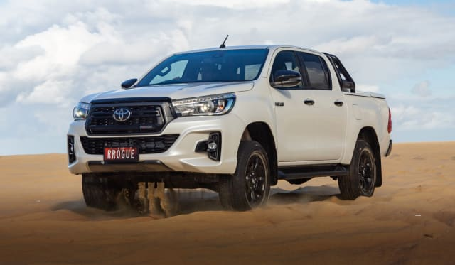 Video: 2020 Toyota HiLux Rogue review