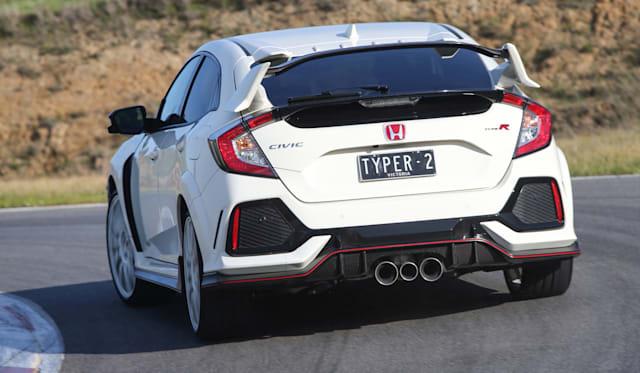 2017 Honda Civic Type R review