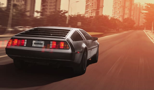 DeLorean could bring the DMC-12 back... again