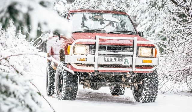Project Cars: 1985 Toyota 4Runner SR5 – Update