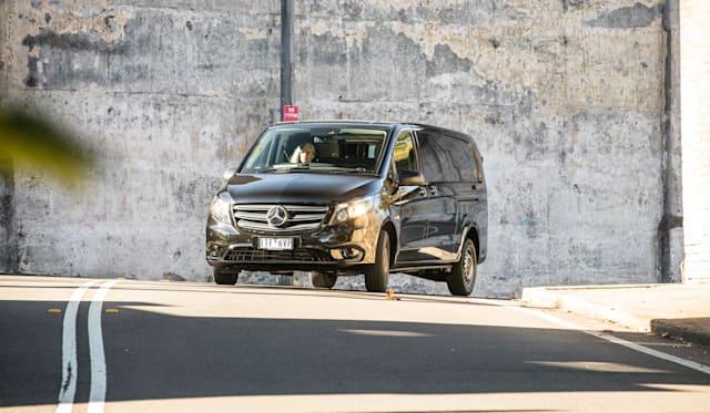2021梅赛德斯 - 奔驰Vito 116 LWB评论