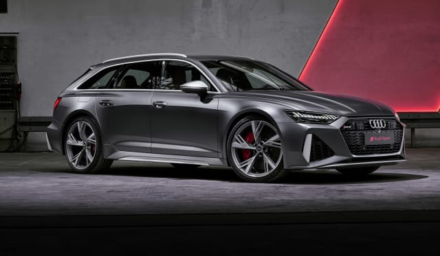 New Audi RS6 Avant revealed: The beast is back!