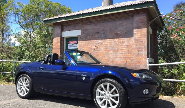 2007 Mazda Mx-5 Coupe review