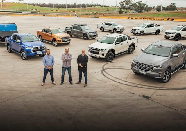 Best ute 2020 comparison: Isuzu D-Max v Mazda BT-50 v Toyota HiLux v Ford Ranger v Mitsubishi Triton v Nissan Navara v VW Amarok v LDV T60 Trailrider