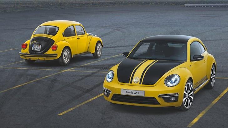 Volkswagen Beetle GSR - 2