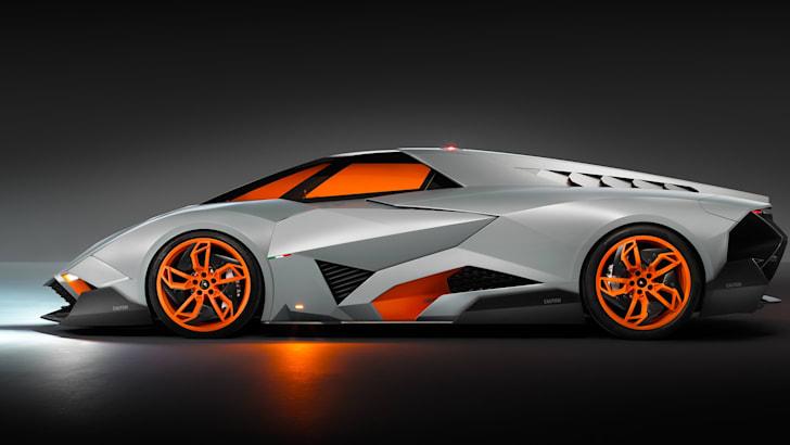 Lamborghini Egoista - 3