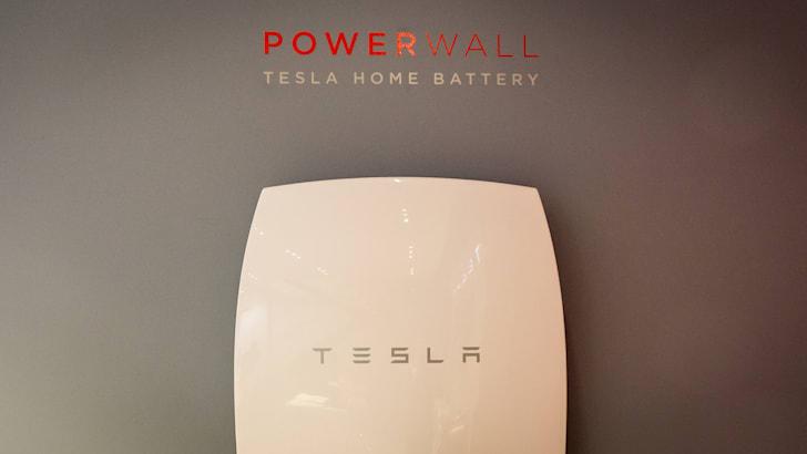 Tesla Model X peek at Sydney flagship store opening-21