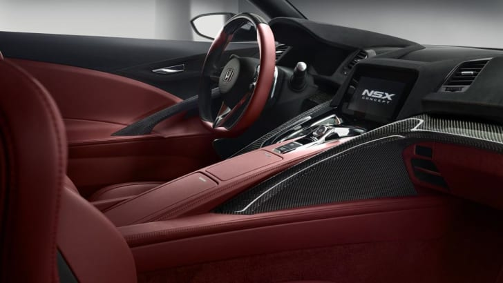 Honda NSX Concept 4
