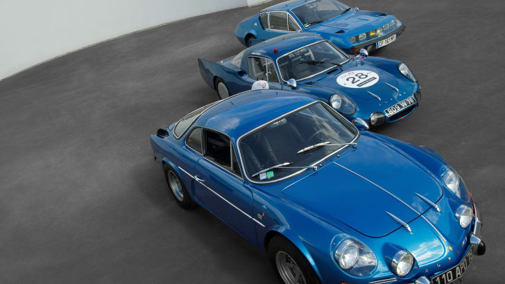 alpine-a110-and-others