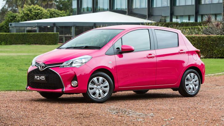 2014 Toyota Yaris HB SX