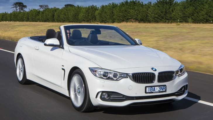BMW 4 Series Convertible 052
