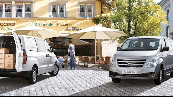 Hyundai iLoad iMax 1