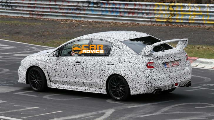 2014 Subaru WRX Nurburgring - 5