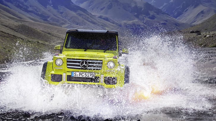 Mercedes G500_5