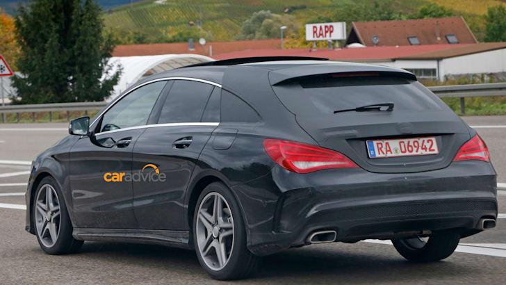 Mercedes CLA SB 2