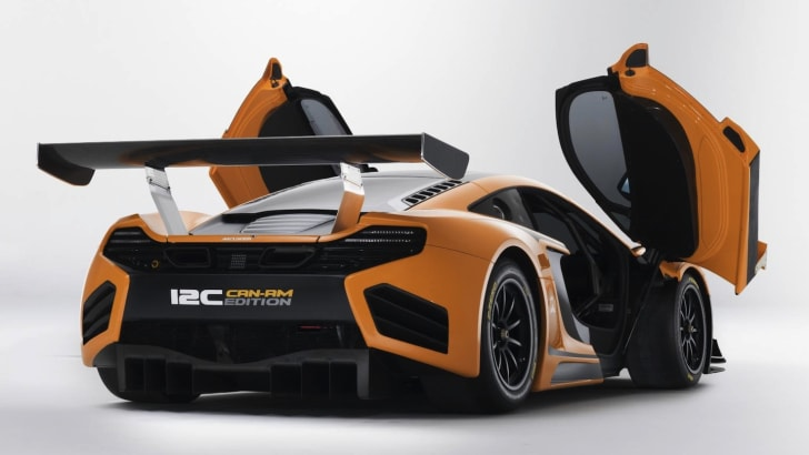 McLaren MP4-12C Can-Am Edition - 6