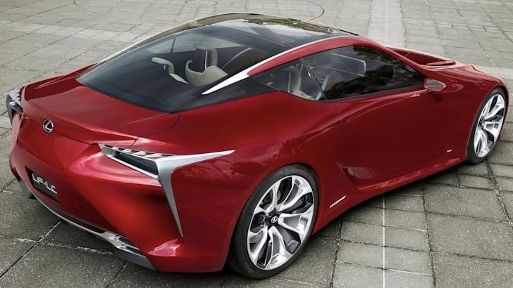 Lexus LF-LC Concept - 3