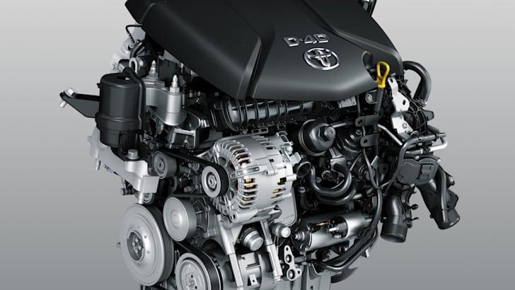 BMW diesel-powered Toyota Verso - 1