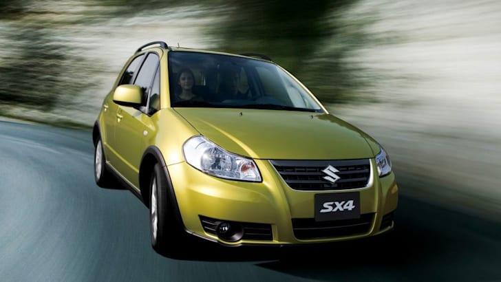 Suzuki SX4 Crossover - 1