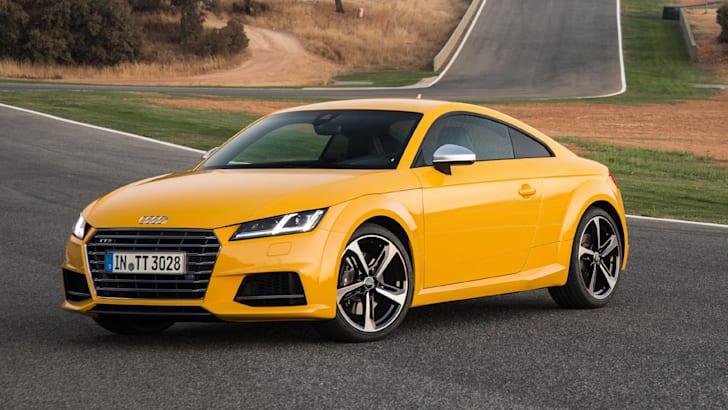2015 Audi TT S 1