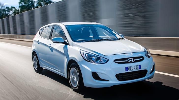 2016 Hyundai Accent 1.4L