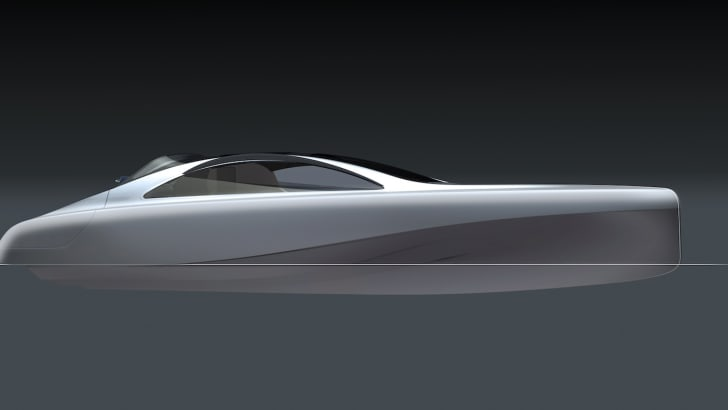 Mercedes-Benz Yacht Design - 3
