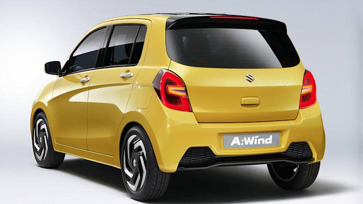 Suzuki A-Wind Concept - 3