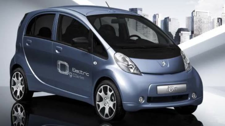 Peugeot i-MiEV
