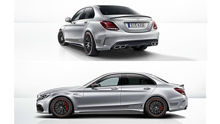 mercedes-c63-amg-leak-side-rear