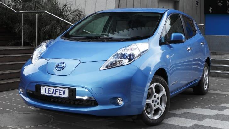 Nissan Leaf - 1
