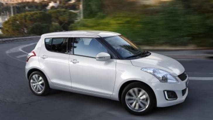 2014 Suzuki Swift Leaked - 2