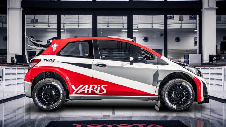 Toyota to return to WRC in 2017