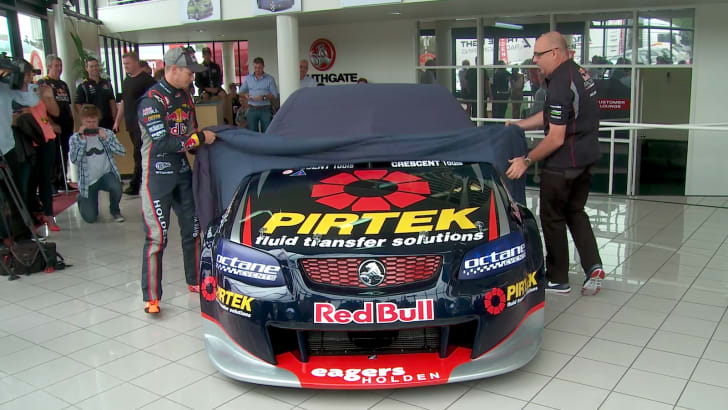 Casey Stoner's Red Bull Racing Australia V8 Supercar - 2