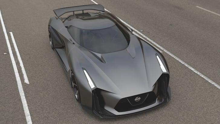 Nissan y PlayStation revelan su visiÛn del futuro con el concep
