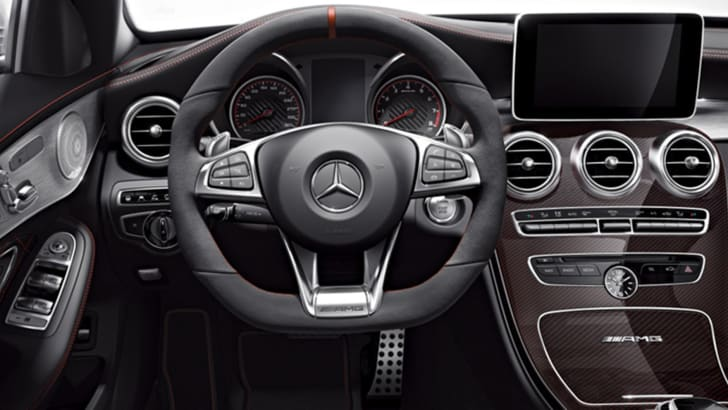 mercedes-c63-amg-leak-interior