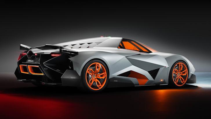 Lamborghini Egoista - 2