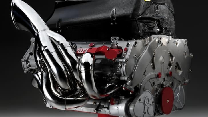 Ferrari 2008 F1 Engine