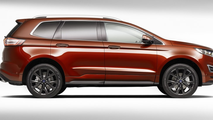 New 3-row, 7-Seat Ford Edge
