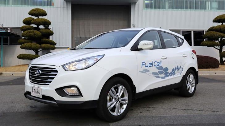 Hyundai ix35 Fuel Cell - 1